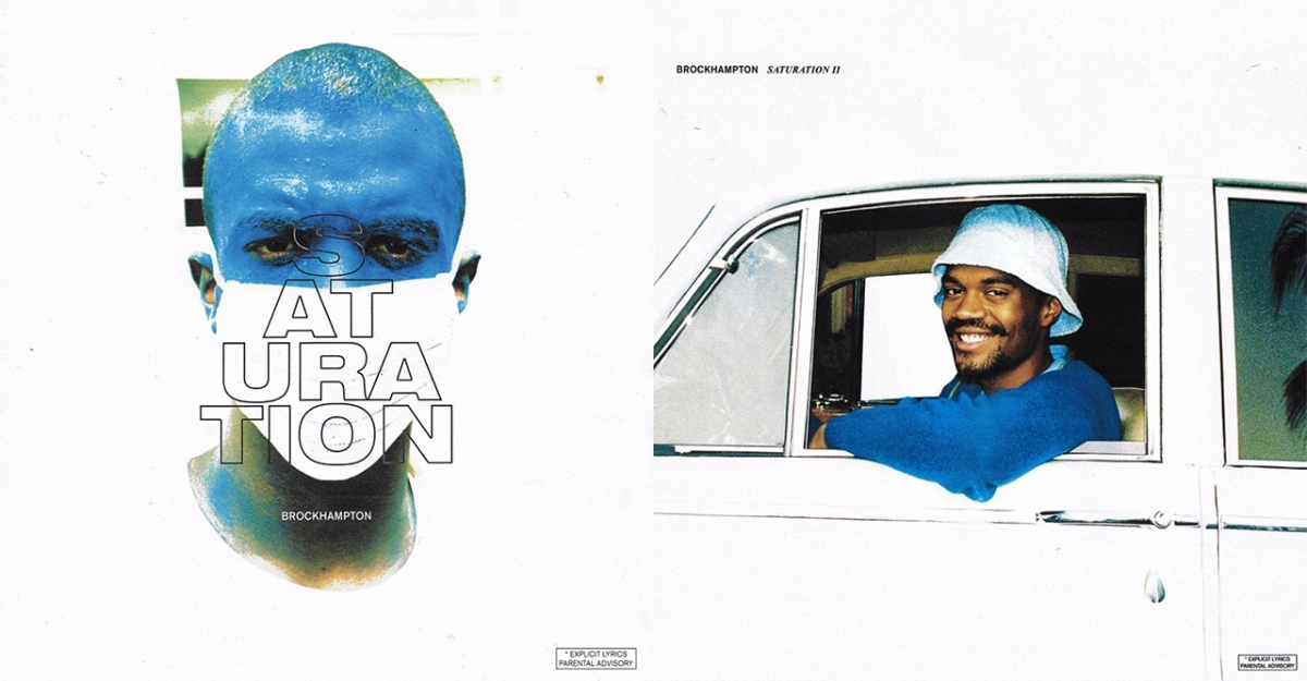 Brockhampton - Saturation & Saturation II